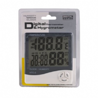 Digital Hygrometer With probe